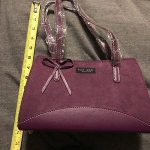 NWT purple Kate Spade